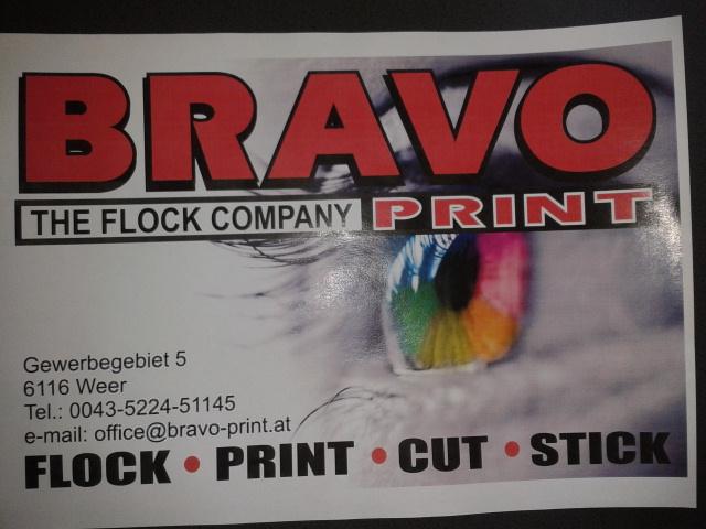 Bravo Print Homepage