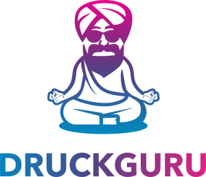 Druckguru Logo Homepage