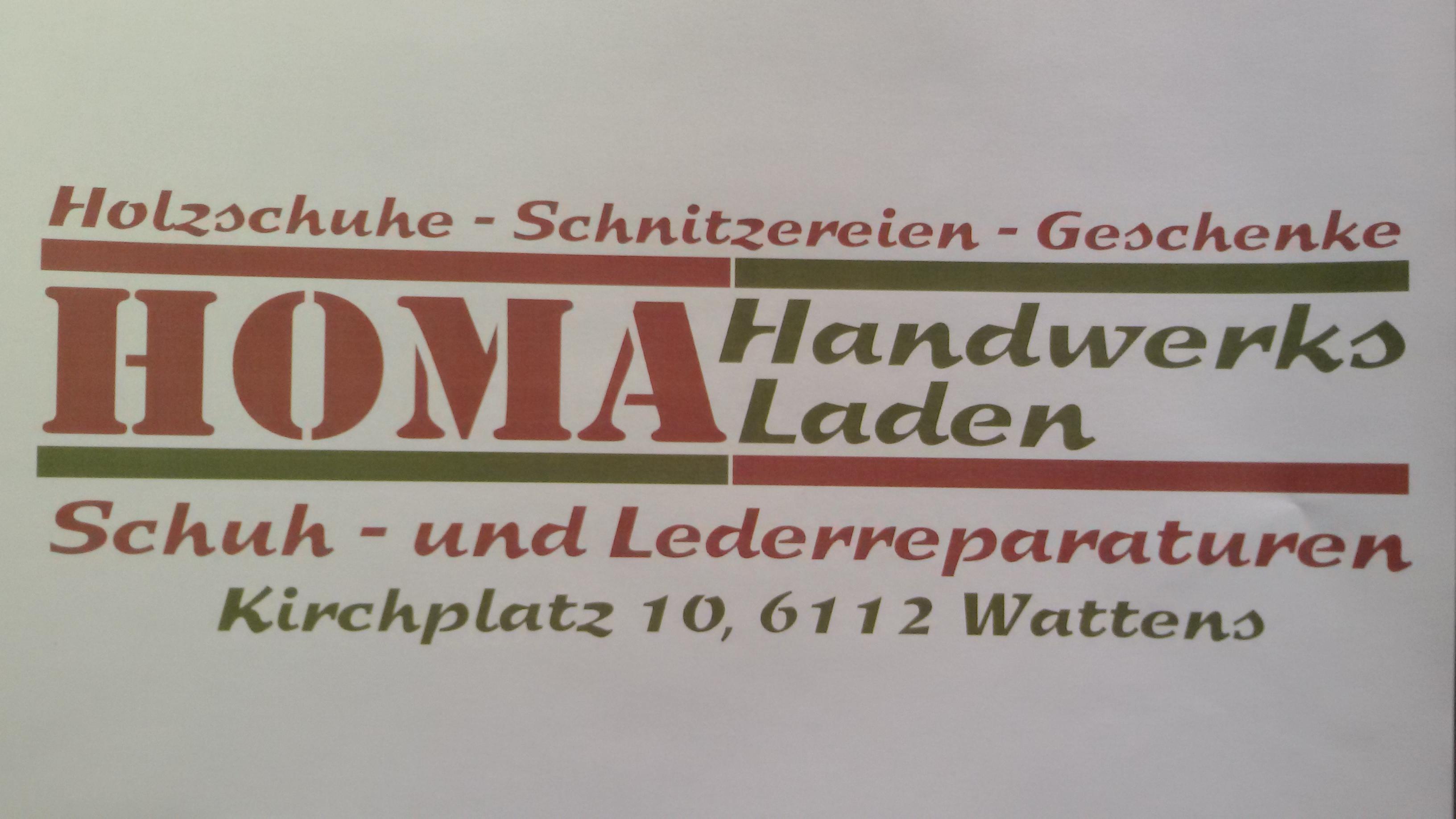 Homa Logo