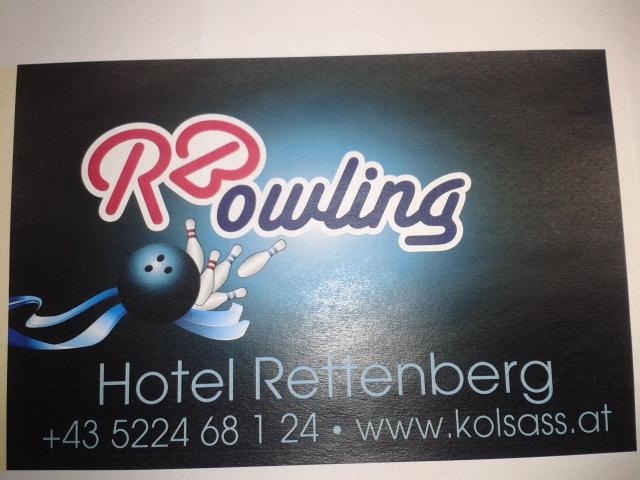 Hotel Rettenberg Bowling Foto
