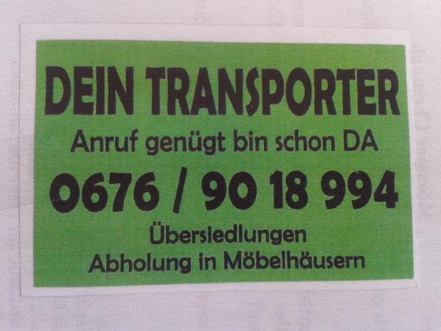 Sevi Transporter 1