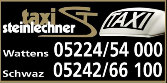 Taxi Steinlechner