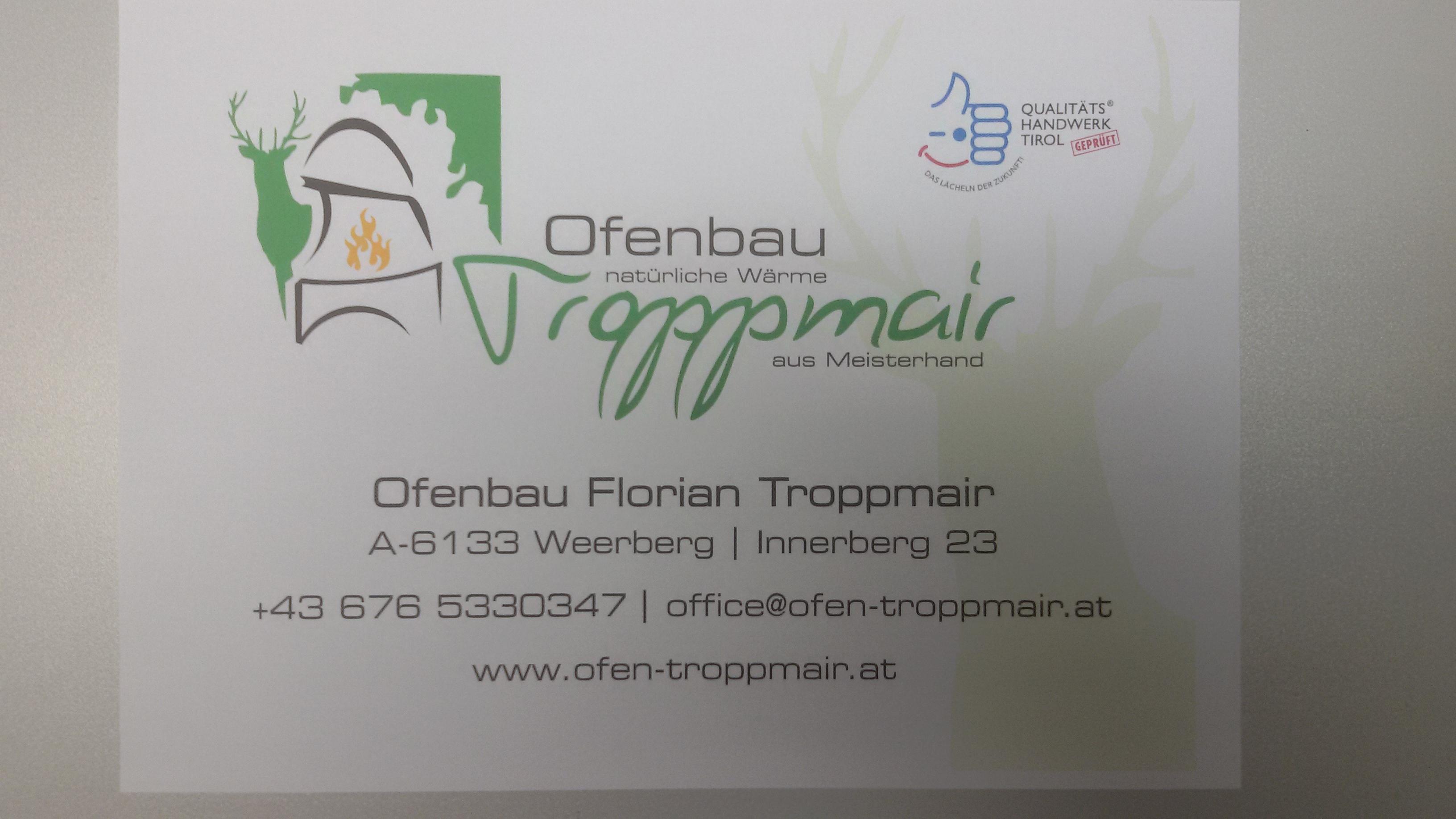 Troppmair Logo 2017