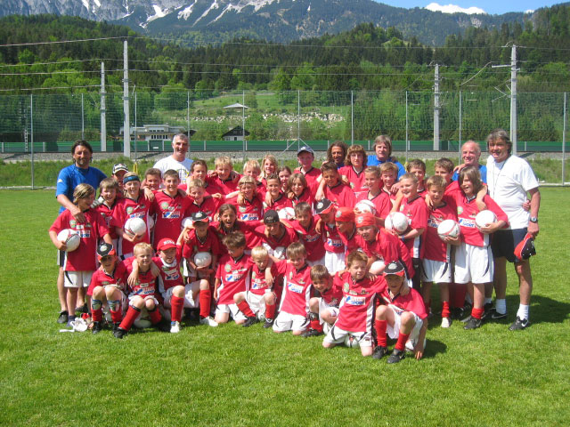 Didi Constantini - Camp 2008 für die Nachwuchsmannschaften