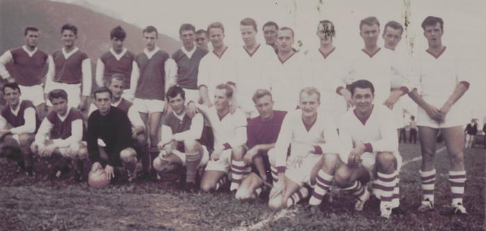 Kampfmannschaft 1963
