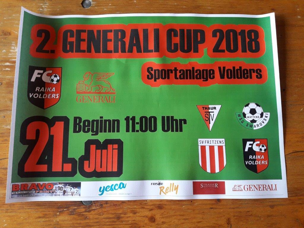 Generali Cup 2018 (1) Homepage