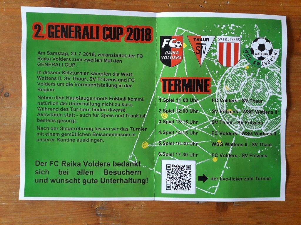 Generali Cup 2018 (2) Homepage