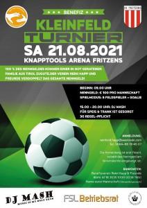 Kleinfeldturnier 2021 Benefiz